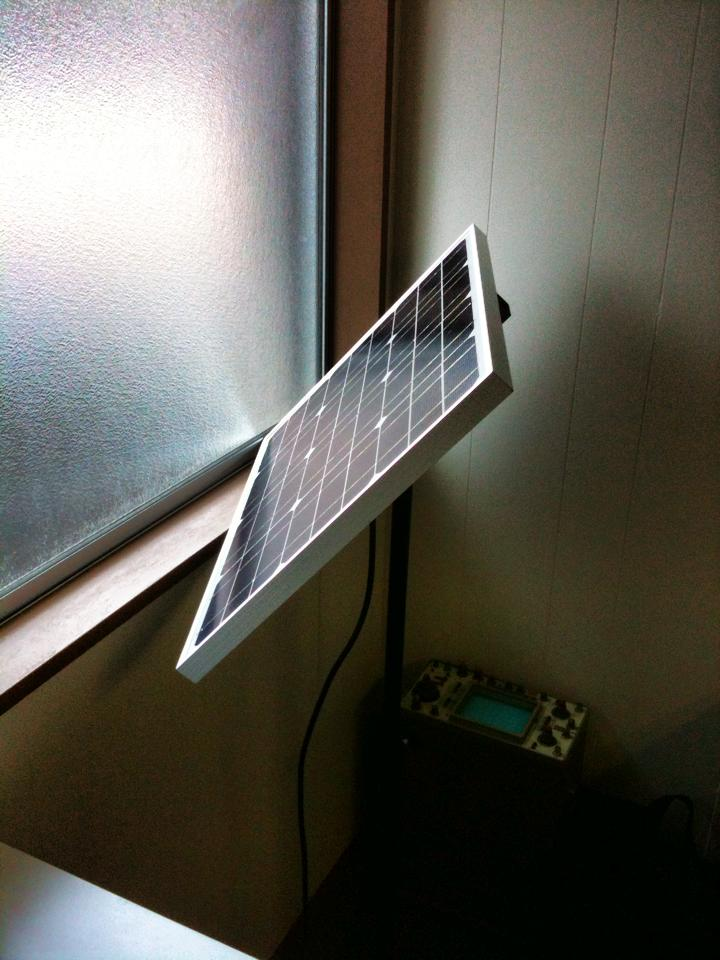 ソーラー蓄電くん