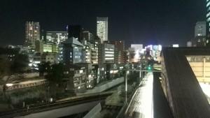 聖橋からの夜景