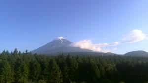 富士山 こどもの国 キャンプ パオ